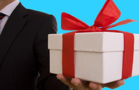 закупки в подарок