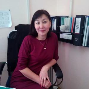 Асылгужина Айгуль Закирова - вед. советник отдела правой и кадровой работы Госкомитет по ЧС