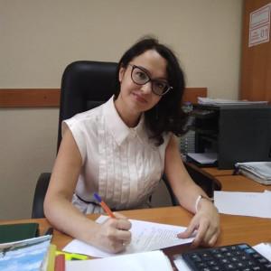 Гл. Бух МКУ ЦБ МУО Советского района Наталья Валерьевна